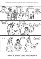 Young Avengers go Wicked by magickmaker