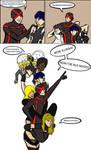 X-Men: Magik School Bus by magickmaker