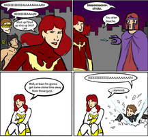 X-Men: Jeeeeeeeeean by magickmaker