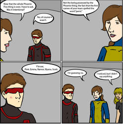 X-Men: Bad Choices by magickmaker