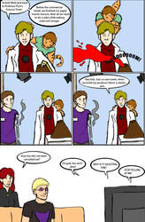 Hank Pym's Science Time by magickmaker