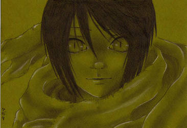 +monochromatic+ by yaten-no-kittygirl