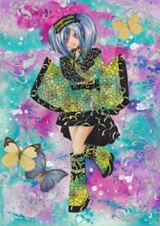 Sakura by yaten-no-kittygirl