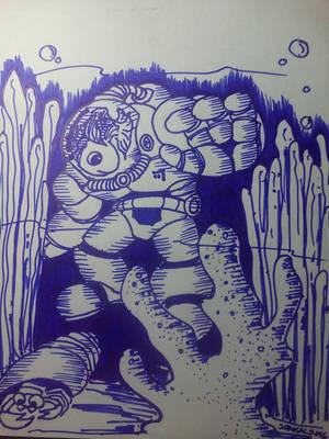 Fish Underwater? by zraisedto4