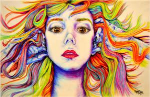 My True Colors by gloomydollx