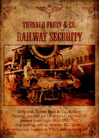 Torvald Faust and Co., Railway Security by Hellwolve