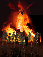 The Undead Legion of Wsoran by Hellwolve