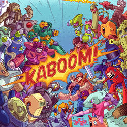 KABOOM by RYE-BREAD