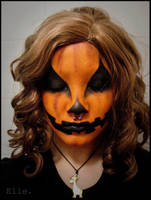 Pumpkin by kidwithscissors