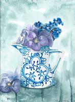 Flowers02 by WilliWeissfuss