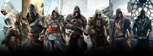 Assassin's Creed by Georgenigma
