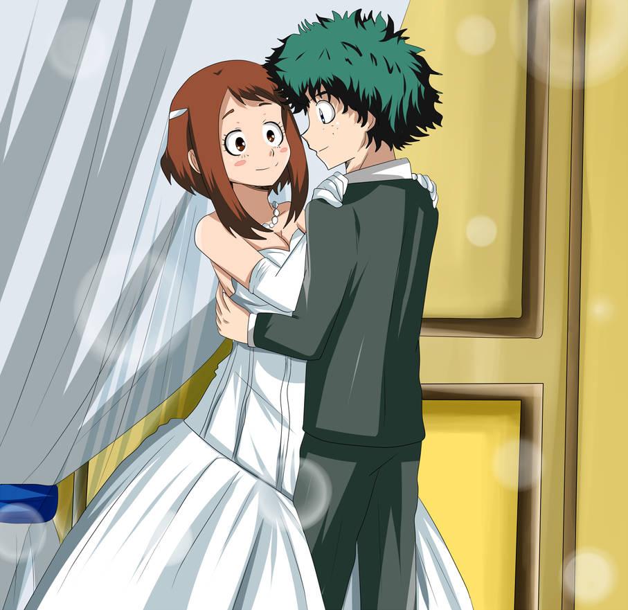 Read Manga Warm Wedding: Izuocha Wedding By Hikariangelove On DeviantArt
