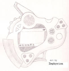 Digivice V5 by Zephyrion