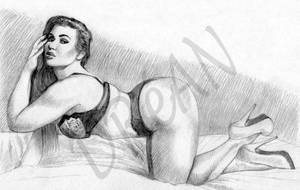 Pin-up Forever by Dreanpinup