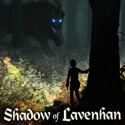 Shadow of Lavenhan - Cover by kessir