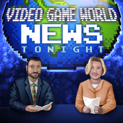 Video Game World News Tonight by kessir