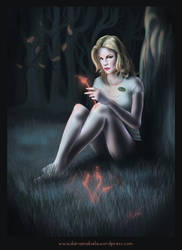 Sookie Stackhouse - True Blood by altharis