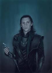 I am Loki of Asgard... by Nimloth87