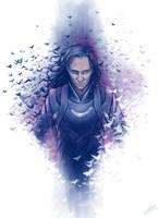 Oh look, a Loki fanart, that's unusual. by Nimloth87