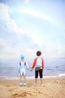 Eureka7_Summer of Love by hybridre