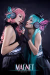 VOCALOID_MAGNET_if we touch by hybridre