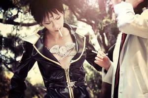 Saiyuki Gaiden_hikari by hybridre