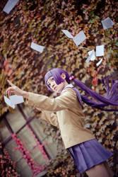 Ao no Exorcist_Kamiki by hybridre
