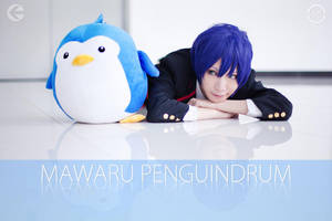 Mawaru Penguindrum_Shouma Kun by hybridre