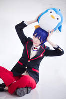 Mawaru Penguindrum_Happy NO.2 by hybridre