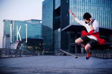 K_fly away by hybridre