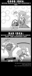 Good Idea vs Bad Idea 7 by Steel-Butterfly