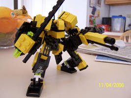 LEGO - Armored. Assault. Unit. by Dropshipmk2