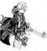Nomura-like drawing challenge #2 by Soraiko-San
