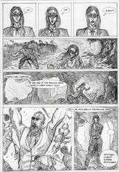 Many Worlds 1-11 by kungfuviking