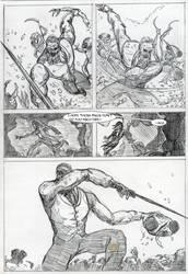Many Worlds 1-12 by kungfuviking