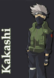 Kakashi by ms-bea