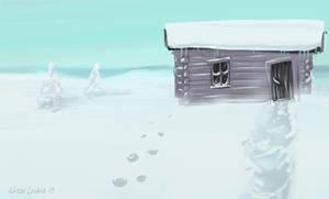 Winter by KatLouhio