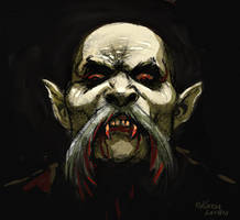Dracula 2 by KatLouhio