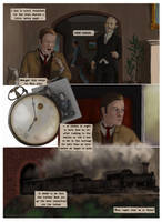 Dracula comic page 3 by KatLouhio