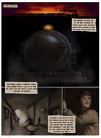 Dracula comic page 1 by KatLouhio