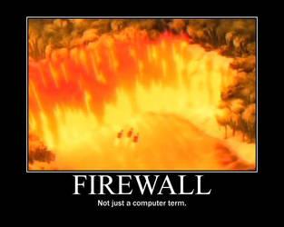Firewall by unicorn6110