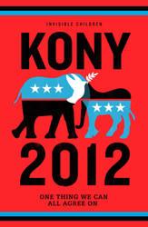 Kony 2012 by unicorn6110