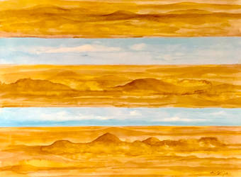 Three Deserts by BLDRDSH