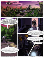 XENOMORPH: Lucky Star - AWOKEN Pg.09 by Predaguy