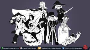 Halloween 2017 by Predaguy