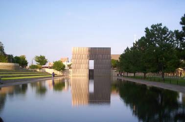 Oklahoma City Memorial 9:01 by yc00212