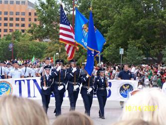 Oklahoma Centennial Parade 4 by yc00212