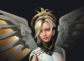 GG Mercy by lak0n