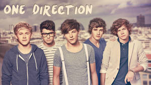 One Direction - Wallpaper 3 by beliieve