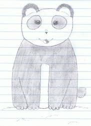 Panda :D by KayaTehKat
